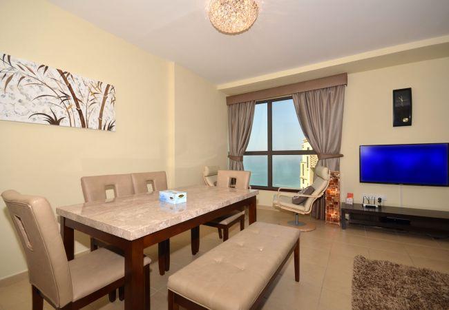 Apartment in Dubai - Sea View 2BR in Murjan 1