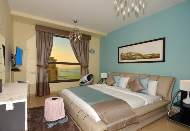 Apartment in Dubai - Sea View 2BR in Murjan 1