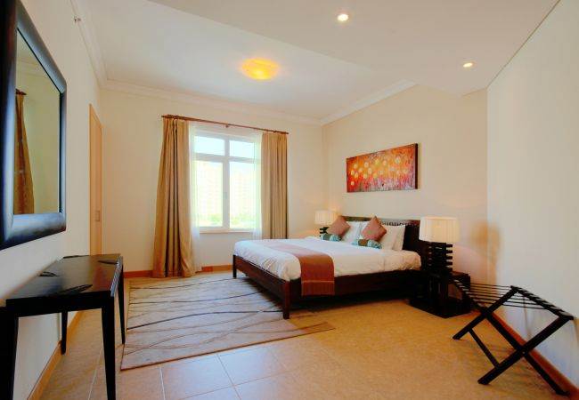 in Dubai - Huge 3 BR apartment on The Palm Jumeirah