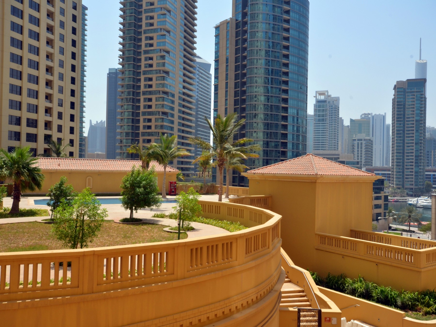 Beautiful Dubai Short Term Apartment by the JBR Walk ...