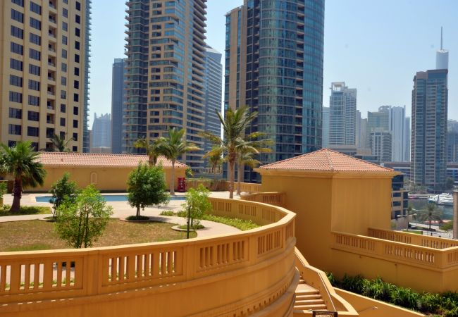 in Dubai - Beautiful Dubai Short Term Apartment by the JBR Walk