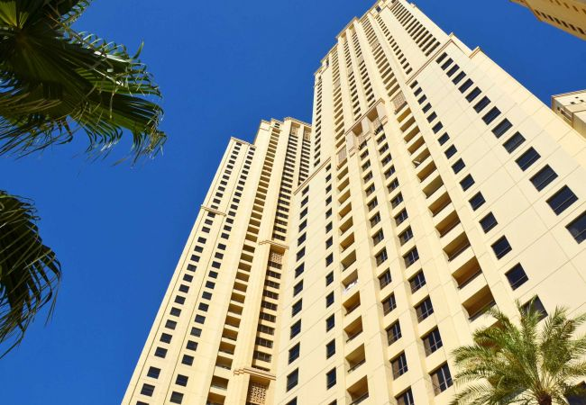 Apartment in Dubai - Beautiful Dubai Short Term Apartment by the JBR Walk