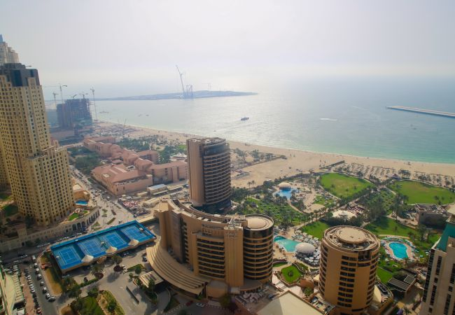 Apartment in Dubai - Brand-new 1br with