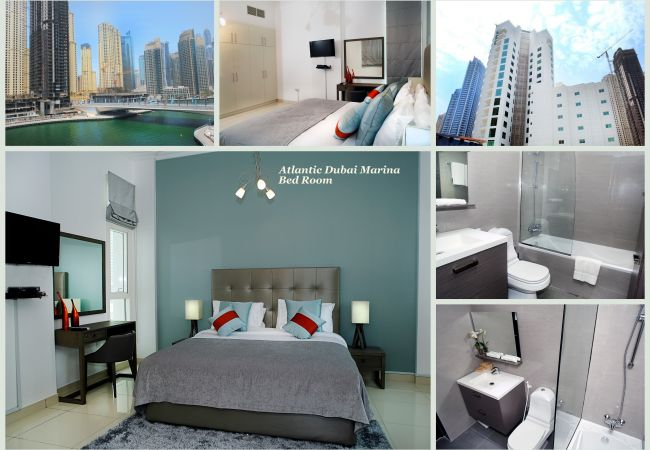 Apartment in Dubai - Live the Marina life on the water
