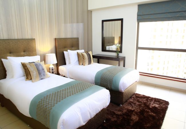 Apartment in Dubai - Dubai Short Stay with elegant design and Marina view