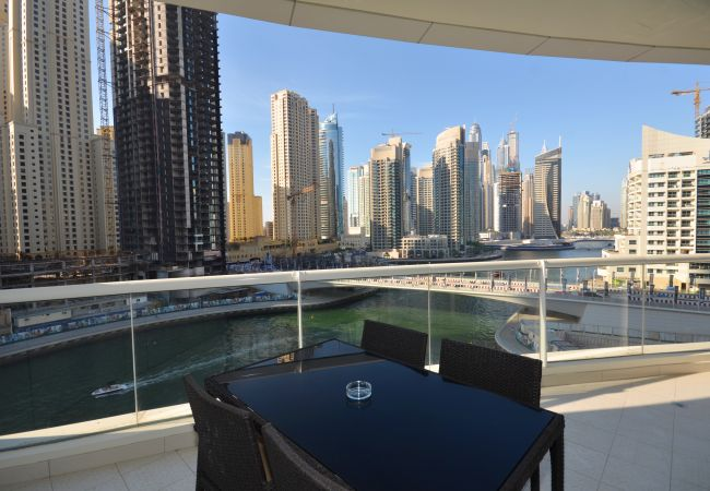 Apartment in Dubai - Marina facing 2br with great views