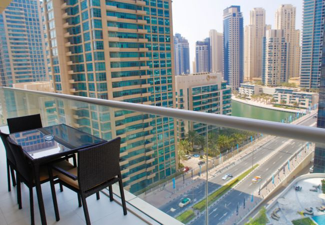 Lovely Furnished Apartments in Dubai with Marina view