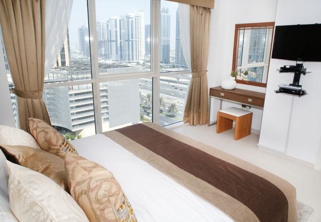 Apartment in Dubai - Designer Furnished Apartment in Dubai with beautiful terrace