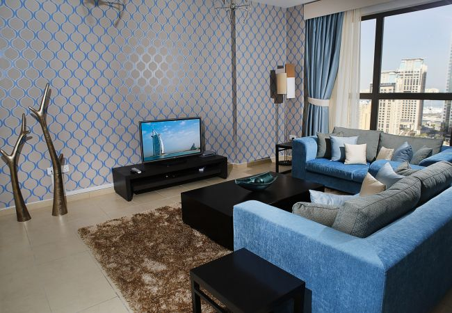 Serviced apartments in Dubai Dorra Bay