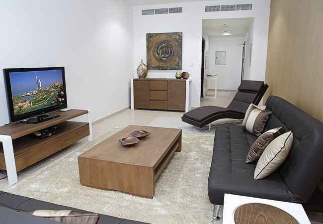 Apartment in Dubai - Lovely family apt at Dubai Marina