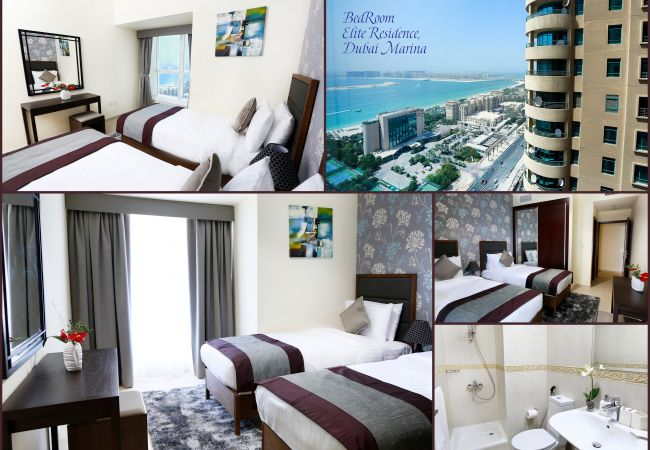 Apartment in Dubai - Luxury 2br apartment on the beach