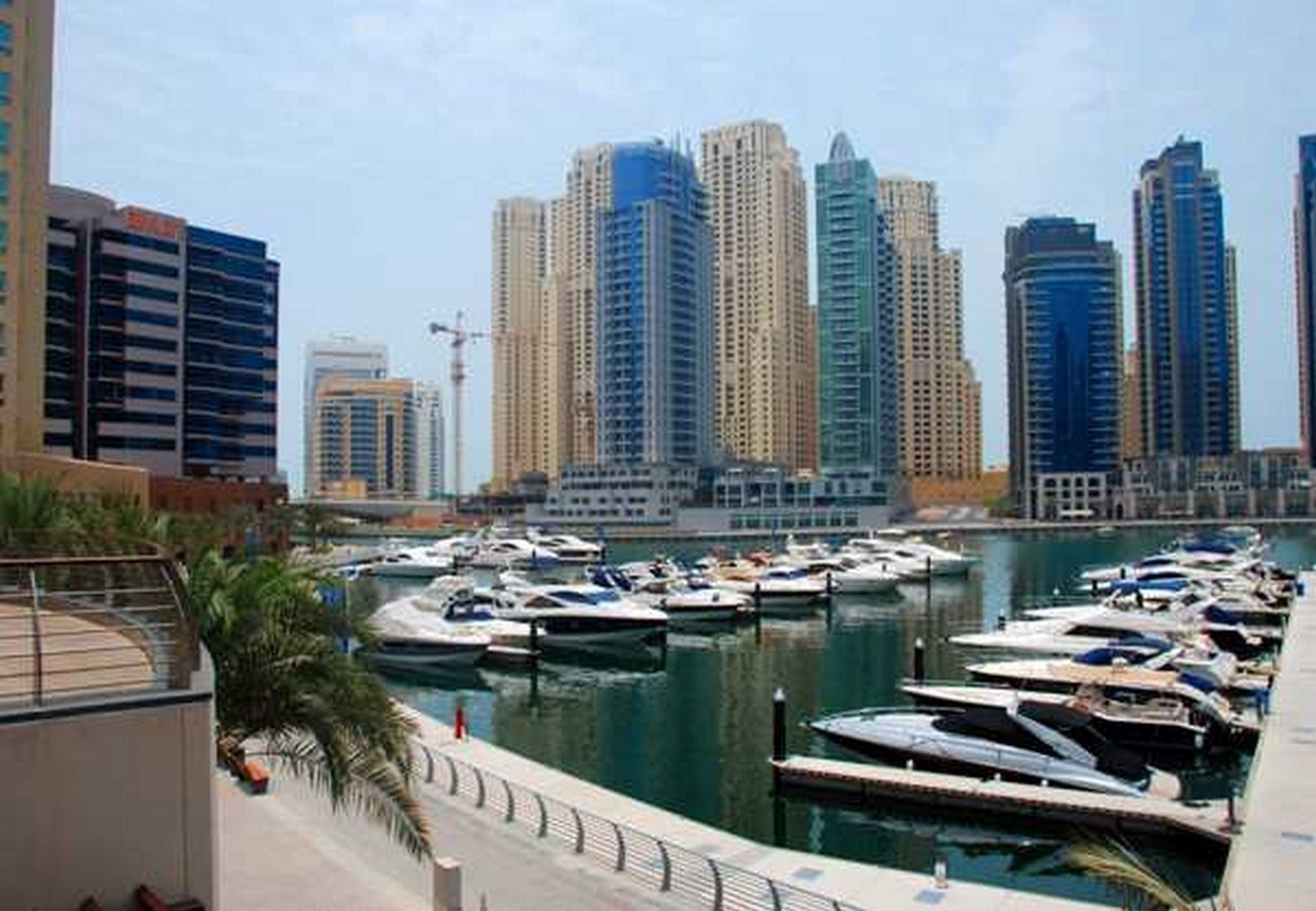 Waterfront 1 Bedroom apartment in Westside Marina ...