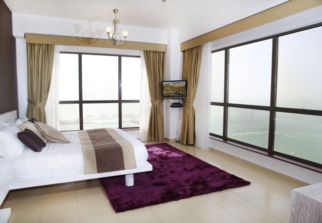 Apartment in Dubai - Stunning views, right on JBR Beach
