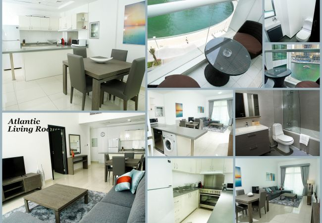 Apartment in Dubai - Modern 1br right on Dubai Marina