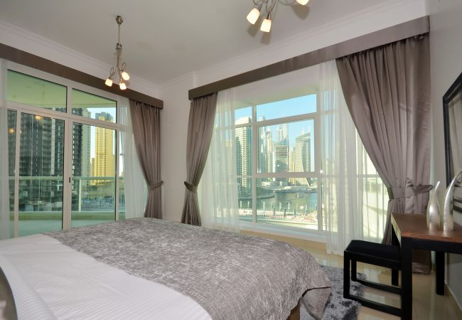 Apartment in Dubai - Stay in this roomy 2br on the water