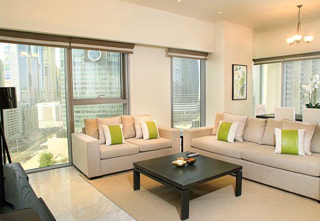 Apartment in Dubai - Executive 2 bedroom suite in DIFC