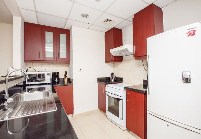 Apartment in Dubai - Cosy Studio Holiday Apartment at Jumeirah Beach Residence