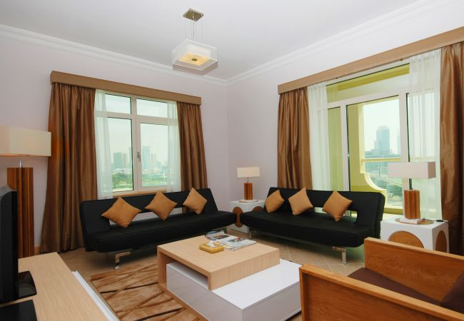 Apartment in Dubai - Spacious 3BD on the Palm Island