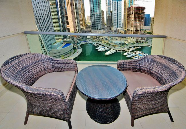 Apartment in Dubai - Chic 1 Bedroom with open sea views