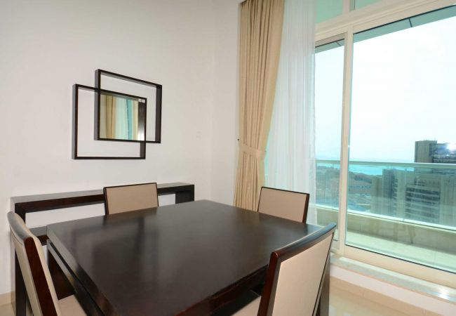 Apartment in Dubai - Well-placed short term rental in Dubai with captivating views