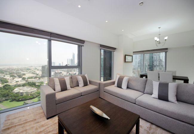 Apartment in Dubai - 2BR Awe-inspiring Apartment in DIFC