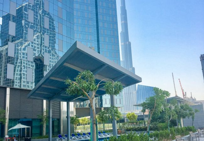 Apartment in Dubai - 2BR Awe-inspiring Apartment in DIFC