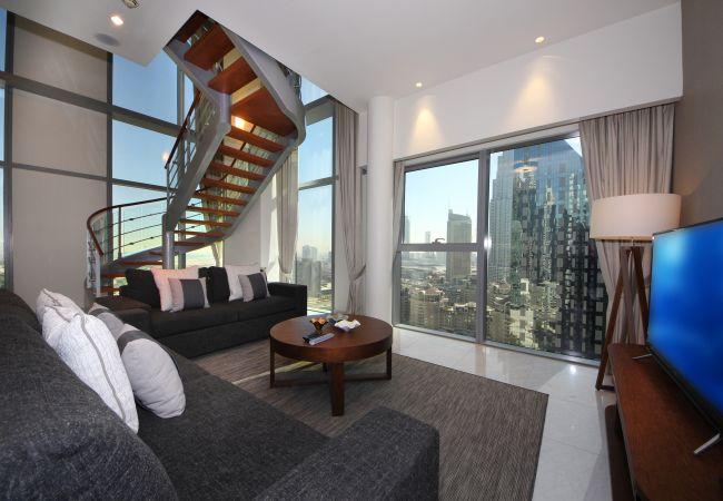 Apartment in Dubai - Amazing Duplex next to Burj Khalifa