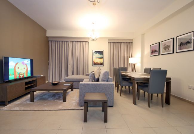 Apartment in Dubai - Full Marina view and right on white sandy beach