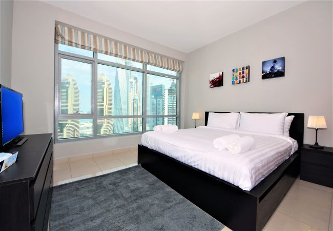 Apartment in Dubai - Fantastic 2 BR with a sea view