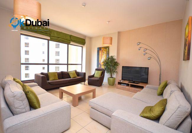 Apartment in Dubai - Spacious 3 Bedroom Apartment in JBR