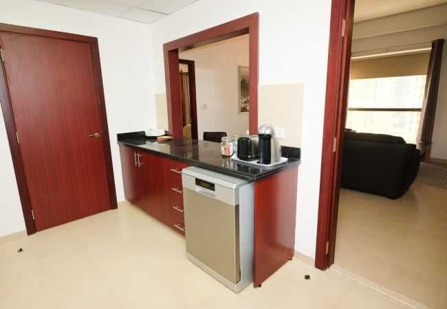 Apartment in Dubai - Fantastic 1BR in JBR Next to the Beach