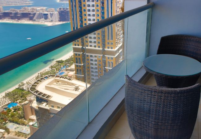 Apartment in Dubai - Cozy 1 BR in the heart of Marina