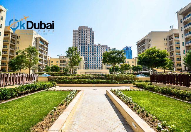 Studio in Dubai - Cosy and Comfortable Studio in Greens