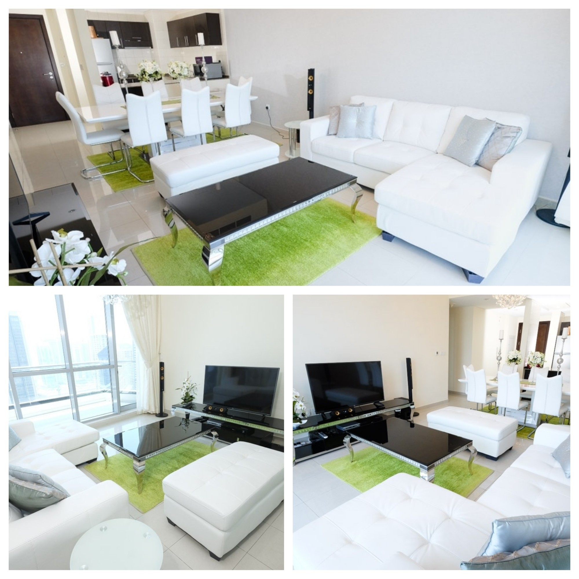 ... Apartment In Dubai   High Rise Waterfront 3 Bedroom Apartment ...