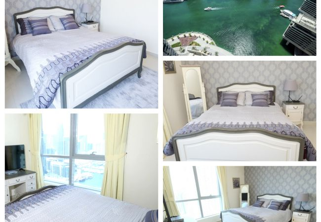 Apartment in Dubai - High-rise Waterfront 3 Bedroom Apartment