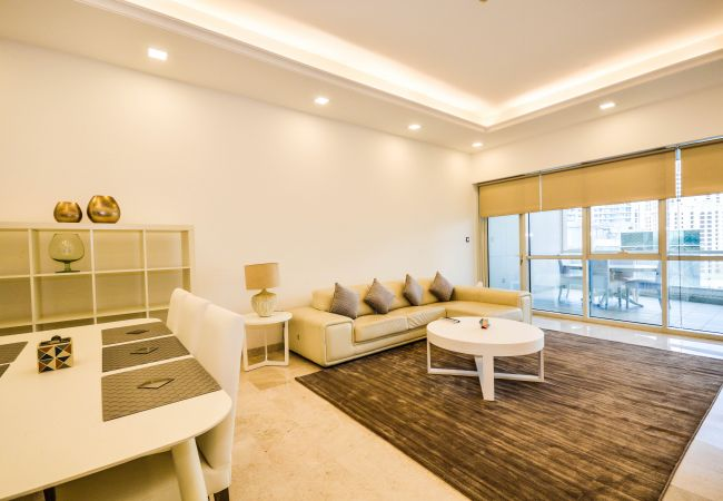 Book your serviced apartment today and enjoy this space with your loved ones
