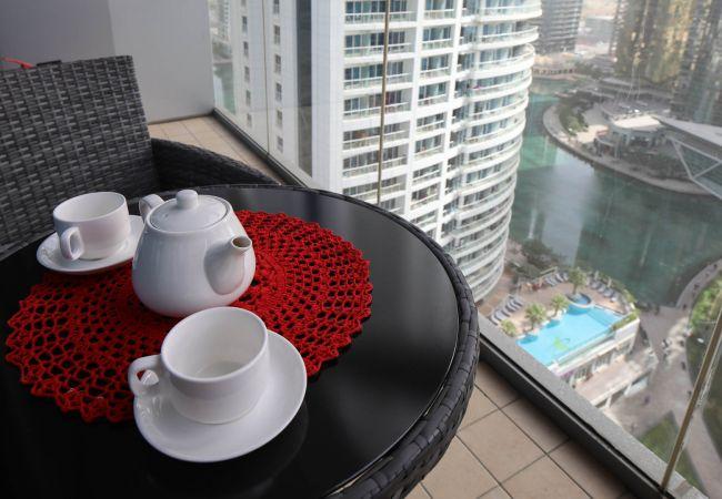 Apartment in Dubai - Great views, right on JLT metro