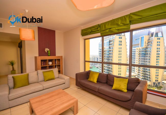 Apartment in Dubai - Spacious 3 Bedroom Apartment in JBR