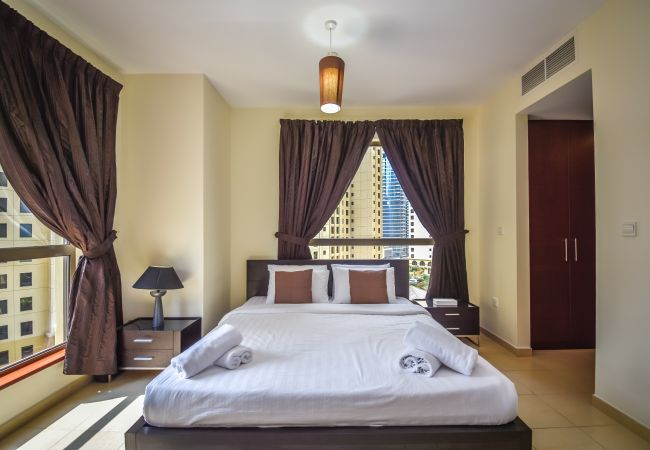 Apartment in Dubai - Spacious 1 Bedroom Holiday Home in JBR - Murjan