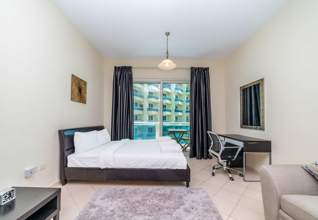 Studio in Dubai - Adorable furnished studio at a very competitive rate