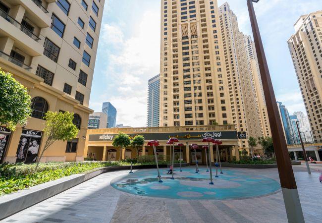 Apartment in Dubai - Beautiful Dubai Short Term Rental on the beach