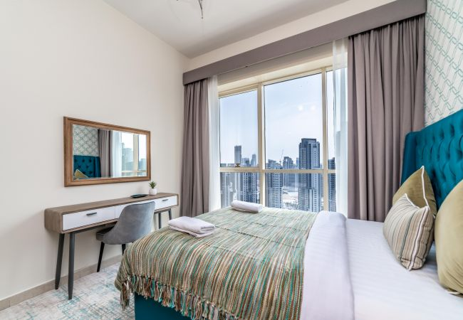 Apartment in Dubai - Brand-new 2 Bedroom Apartment in MBK Tower, Sheikh Zayed road