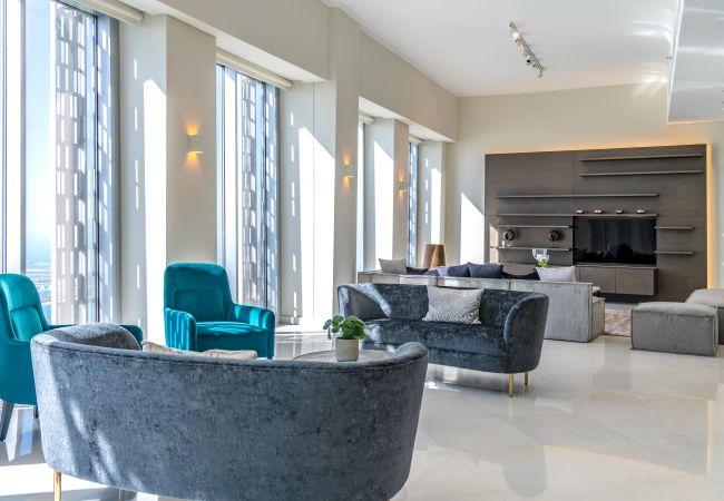 Apartment in Dubai - Stunning Cayan Penthouse on 70th Floor