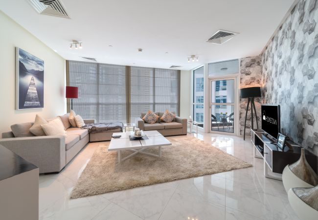 Apartment in Dubai - Luxury and Spacious 3 bedroom apartment in Marina
